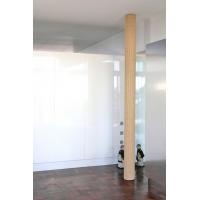 Polecat ist ein vom Boden bis zur Decke reichender Katzenpfosten zum Klettern in Innenräumen