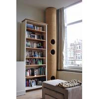 Fatcat 3 ist ein vom Boden bis zur Decke gehobener moderner Kletterer für Katzenmöbel