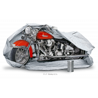 Permabag Allwetter-Autoabdeckungen für Motorräder.