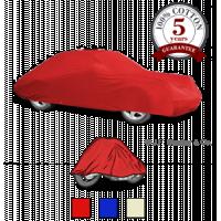 Premium-Indoor-Baumwoll-Car-Cover in drei Farben erhältlich.