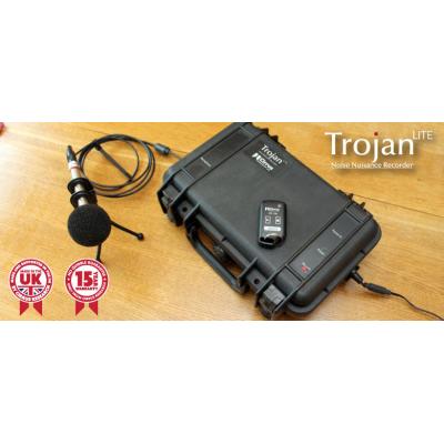 Einfaches Geräuschbelästigungsaufnahmegerät für Unteroffiziere.