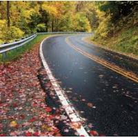 Okruchy gumy zmodyfikowane asfalty