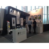 Ausstellung Display-Lösungen Beispiel bei einer Show