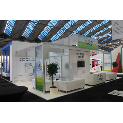 International Exhibition Stand Design von Amsterdam zeigen