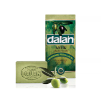 Dalan Olivenöl Seife mit seiner großen Box
