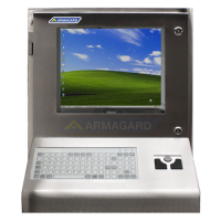 vanntett pc kabinett SENC 900