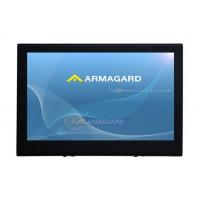 tv Displayschutz Blick auf die Front des Gerätes auf