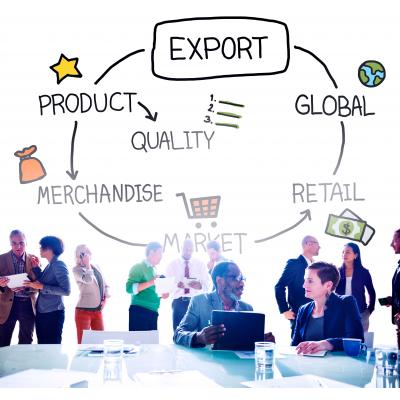 Wie man exportiert, Schritt für Schritt Anleitung