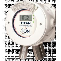 Titan, der Benzol-Festgasdetektor