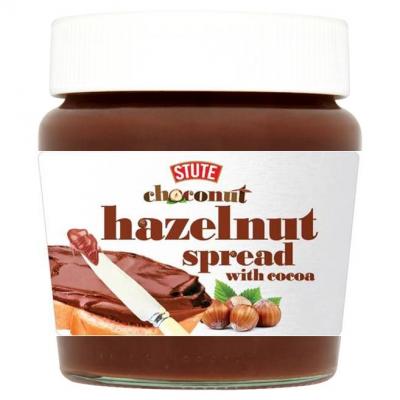 Stute Foods, Schokoladen Haselnussaufstrich Hersteller