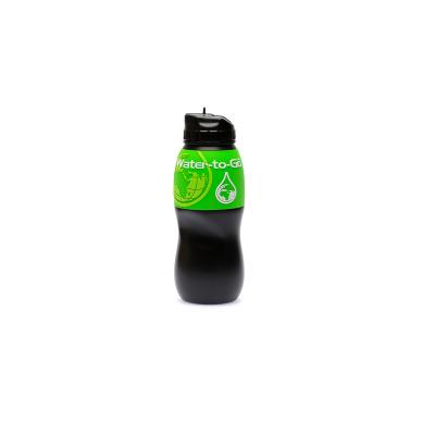 Wasser zum Mitnehmen umweltfreundliche Wasserflasche mit Filter