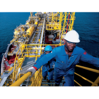 Öl- und Gasbeschaffung UK für Energie