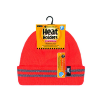 HeatHolders thermal hats for construction workers