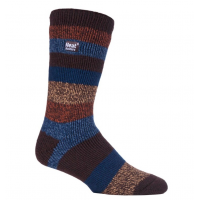 Men's striped socks from the leading thermal sock supplier.
