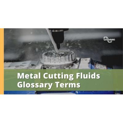 cutting fluid terms