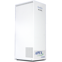 Nevis desktop nitrogen generator for high-purity gas.