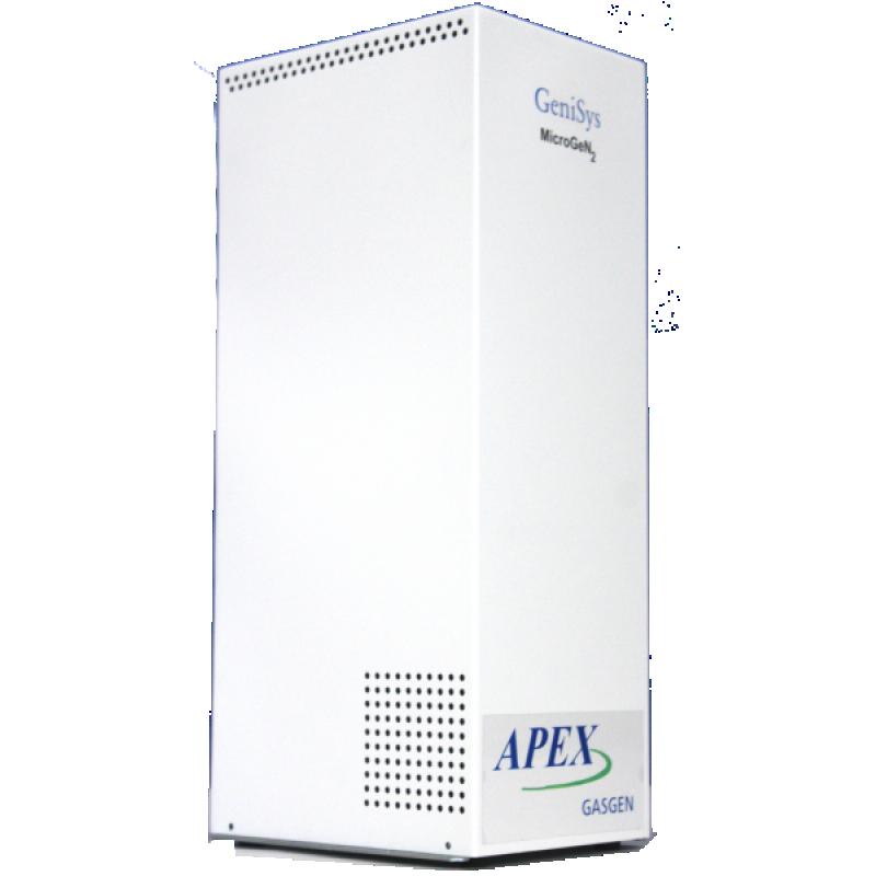 Mini Nitrogen Generator For Laboratory Applications Apex Gas Generators Export Worldwide