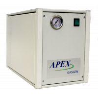 scientific gas generators - Zero Air Generator showing front panel