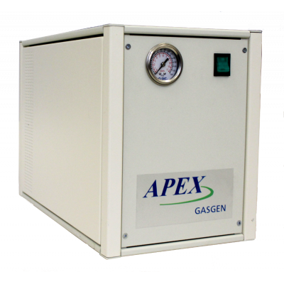 Zero air generator from Apex, the leading gas generator manufacturer.