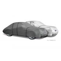 De waterdichte autohoes is er in acht versies, zodat je voertuig onder alle weersomstandigheden schoon en droog blijft.