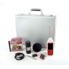 The Optimus Red sound level meter with frequency analysis kit