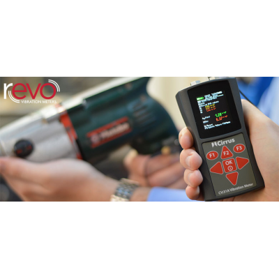 whole body vibration meter system