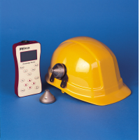 Intrinsically safe sound level meter by Cirrus Research.
