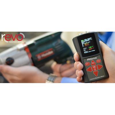 Hand and arm vibration monitoring
