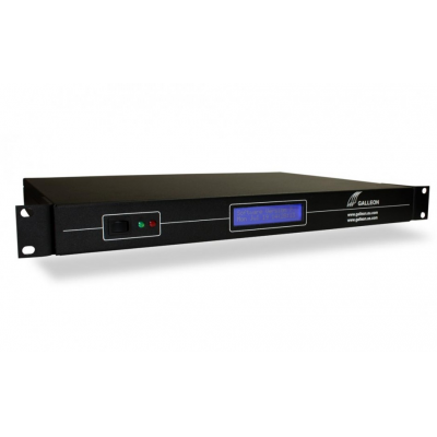 Reliable NTP servers NTS-6002 side view