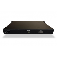 NTP GPS Server NTS-4000 rear view