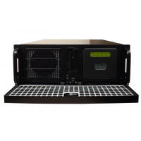 Reliable NTP servers NTS-8000 front view open
