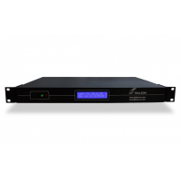 Rackmount dual time server NTS-6002 front view