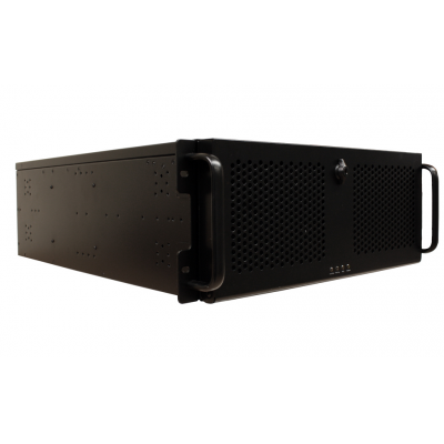 Secure NTP Server side view