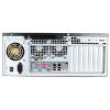 Rackmount dual time server NTS-8000