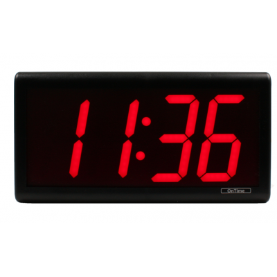 Inova NTP wall clock front display