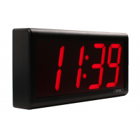 Inova NTP wall clock left side