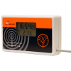 Radio controlled clock right side