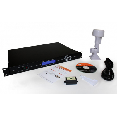GPS NTP network time server, receiver and TimeSync software