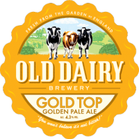 Gold Top by Old Dairy Brewery, British Pale Ale Distributor