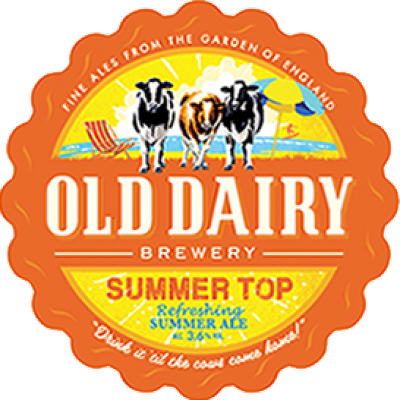 Summer Top by Old Dairy Brewery, British Summer Ale Distributor