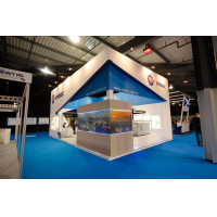 Exhibition contractor at oil congress aberdeen