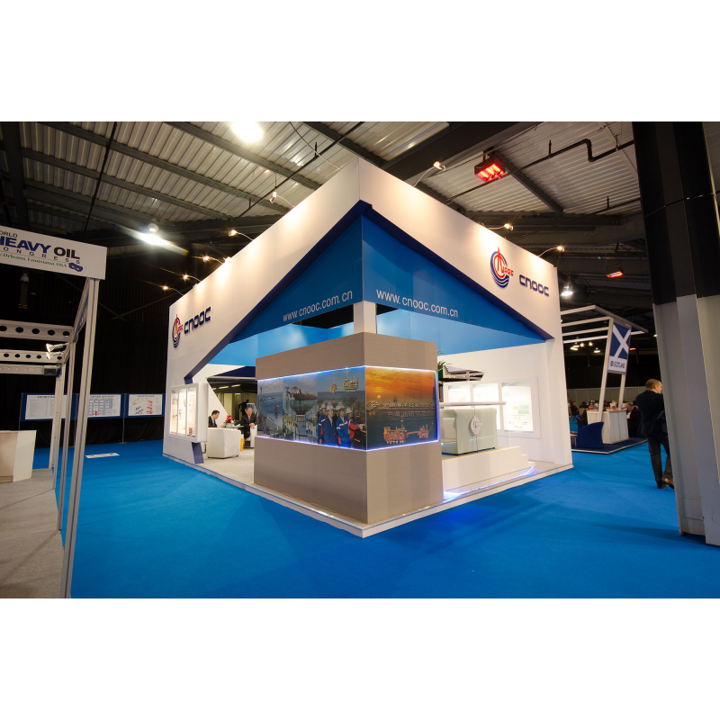 Exhibition Stand Builders Aberdeen : Exhibition contractor delivering custom built exhibition stands to