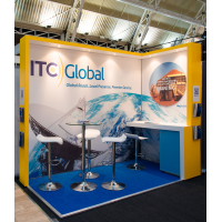 exhibition stand builders for ITC global