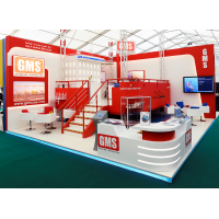 Exhibition stand manufacturers example