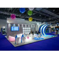 exhibition stand suppliers at a show