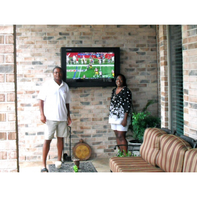 Wall mounted outdoor TV cabinets for your home