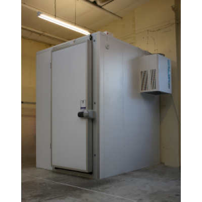 Armagard's environmental testing chamber for outdoor television cabinets