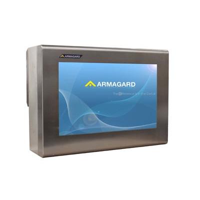 waterproof monitor enclosure SDS-24-UK