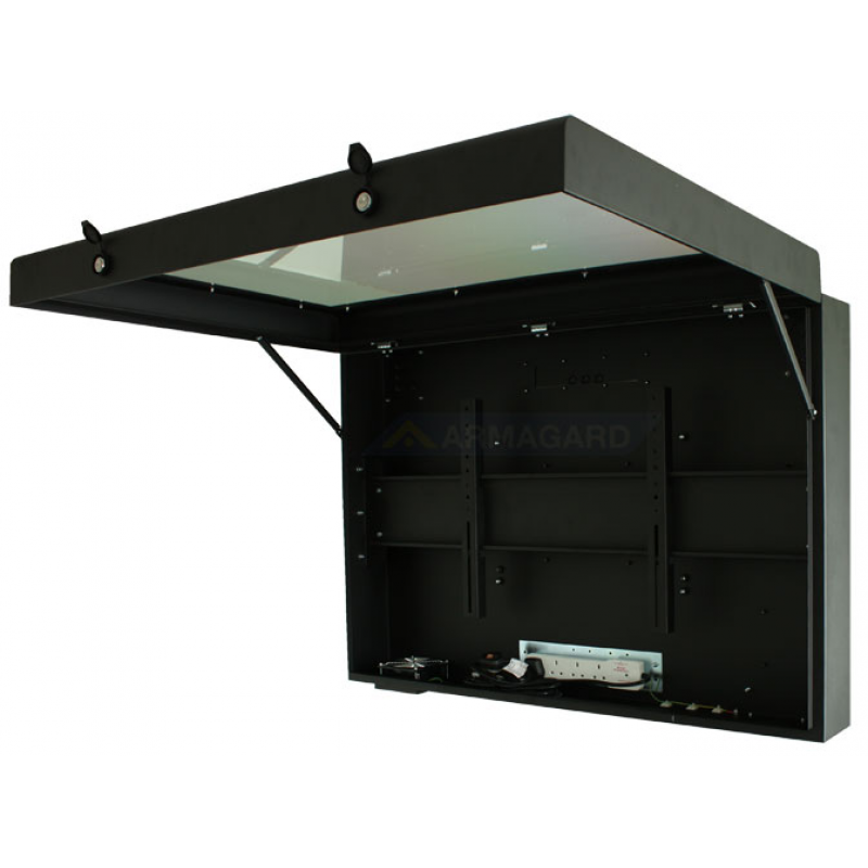 plasma enclosure protection of your digital signage for