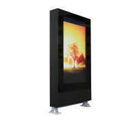 Outdoor digital advertising display main image